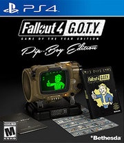 Fallout 4 Game of the Year Pip-Boy Edition para PS4