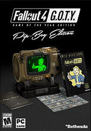 Fallout 4 Game of the Year Pip-Boy Edition para PC