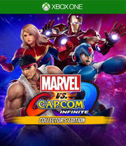 Marvel vs. Capcom: Infinite Collector's Edition para Xbox One