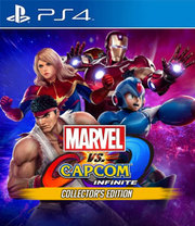 Marvel vs. Capcom: Infinite Collector's Edition para PS4