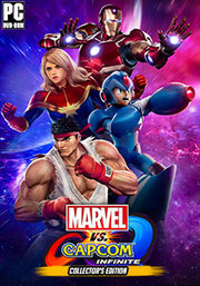 Marvel vs. Capcom: Infinite Collector's Edition para PC