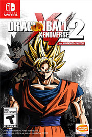 Dragon Ball: Xenoverse 2 para Nintendo Switch