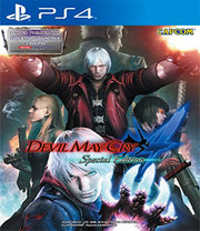 Devil May Cry 4 para PS4