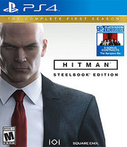 Hitman: The Complete First Season Steelbook Edition para PS4