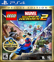 LEGO Marvel Super Heroes 2 Deluxe Edition para PS4