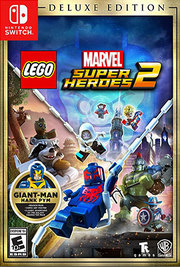 LEGO Marvel Super Heroes 2 Deluxe Edition para Nintendo Switch