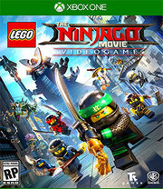 The LEGO NINJAGO Movie Video Game Edição Limitada para Xbox One