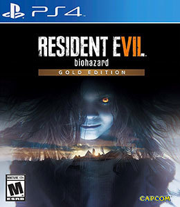 Resident Evil 7 Biohazard Gold Edition para PS4