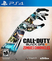 Call of Duty: Black Ops III Zombies Chronicles para PS4