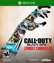 Call of Duty: Black Ops III Zombies Chronicles para Xbox One