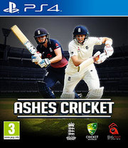 Ashes Cricket para PS4