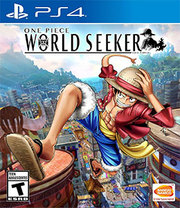 One Piece World Seeker para PS4