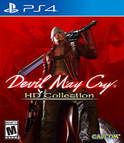 Devil May Cry HD Collection para PS4