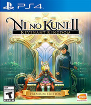 Ni no Kuni II: Revenant Kingdom Premium Edition para PS4