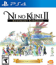 Ni no Kuni II: Revenant Kingdom Collector's Edition para PS4