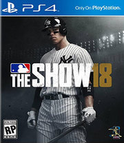 MLB The Show 18 para PS4