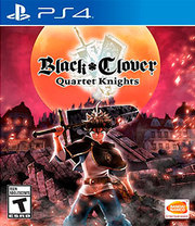 Black Clover: Quartet Knights para PS4