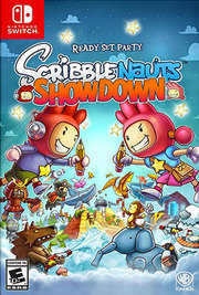 Scribblenauts Showdown para Nintendo Switch