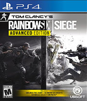 Tom Clancy's Rainbow Six Siege Advanced Edition para PS4