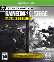 Tom Clancy's Rainbow Six Siege Advanced Edition para Xbox One