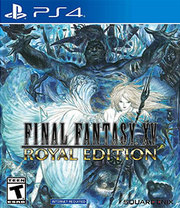 Final Fantasy XV: Royal Edition para PS4