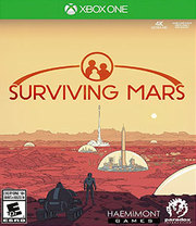 Surviving Mars para Xbox One