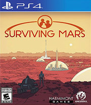 Surviving Mars para PS4