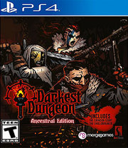 Darkest Dungeon para PS4