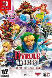 Hyrule Warriors para Nintendo Switch