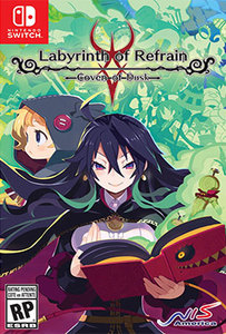 Labyrinth of Refrain: Coven of Dusk para Nintendo Switch