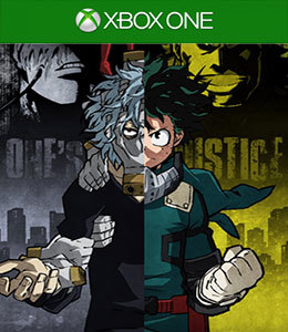 My Hero One's Justice para Xbox One