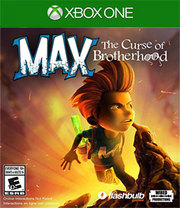 Max: The Curse of Brotherhood para Xbox One