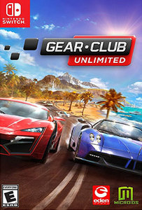 Gear Club Unlimited para Nintendo Switch