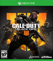 Call of Duty Black Ops 4 para Xbox One