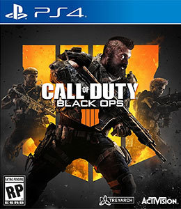 Call of Duty Black Ops 4 para PS4