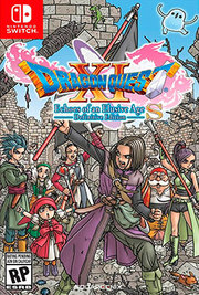 Dragon Quest XI Echoes of an Elusive Age para Nintendo Switch
