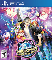 Persona 4: Dancing All Night para PS4