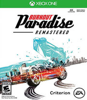 Burnout Paradise Remastered para Xbox One