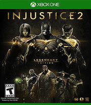 Injustice 2 Legendary Edition para Xbox One