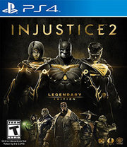 Injustice 2 Legendary Edition para PS4