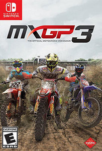 MXGP3 The Official Motocross Videogame para Nintendo Switch