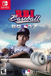 RBI Baseball 17 para Nintendo Switch