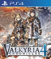 Valkyria Chronicles 4 para PS4