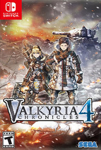 Valkyria Chronicles 4 para Nintendo Switch