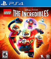 LEGO The Incredibles para PS4