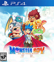 Monster Boy and the Cursed Kingdom para PS4