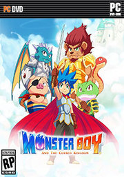 Monster Boy and the Cursed Kingdom para PC