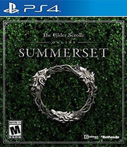 The Elder Scrolls Online Summerset para PS4