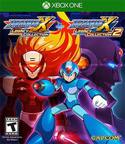 Mega Man X Legacy Collection para Xbox One