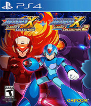 Mega Man X Legacy Collection para PS4